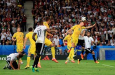 As it happened: Germany v Ukraine, Euro 2016