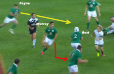 Analysis: Jared Payne's sumptuous offloads shine in Ireland's historic win