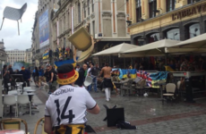 Another day at Euro 2016 and more violent scenes in the streets