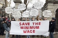 Poll: Should the minimum wage be increased?