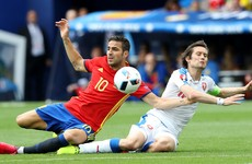 As it happened: Spain v Czech Republic, Euro 2016