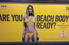 The new mayor of London has just banned 'bodyshaming' ads on the Underground