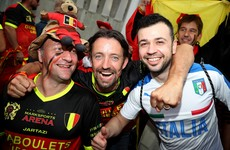 As it happened: Belgium v Italy, Euro 2016