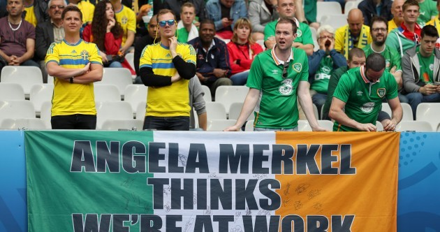 12 of best pics as Ireland start their Euro 2016 campaign with a draw