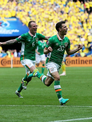 'The boys should be proud of themselves' - Hoolahan hails performance in Paris