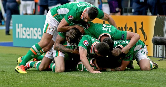 We'll Leave It There So: Ireland held in Euros opener, CJ handed ban and all of today's sport