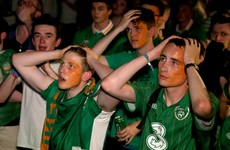 Irish Euro fans face travel chaos after airlines cancel French flights