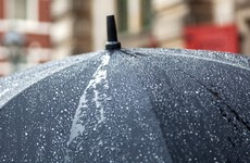 Heading out today? Bring a brolly