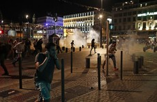 Euro 2016: Russia handed suspended ban over fan violence, fined €150,000