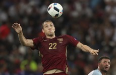 England fans are no angels, says Russia striker