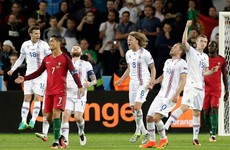 Euro debutants Iceland rise to the occasion to earn famous draw as Portugal left frustrated