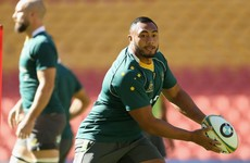 Cheika dumps props for second Test as he looks for instant response against England