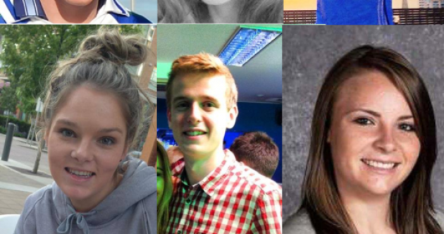 A year on, the friendship and love of six young students is remembered