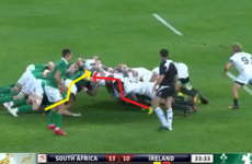 Analysis: Ireland's scrum couldn't live with the Beast as Boks brought back the hit