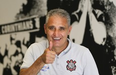 Brazil waste no time appointing Corinthians manager Tite as Dunga's replacement