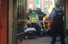 'Extremely lucky' no one seriously injured in Temple Bar partial roof collapse