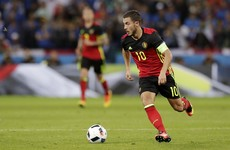 Keane would kick the poor attitude out of Belgium captain Hazard