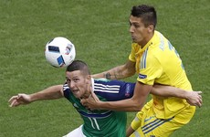 As it happened: Northern Ireland v Ukraine, Euro 2016