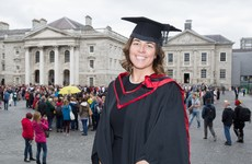 Emer Glanville left school when she was 16 - today she graduates from Medicine in Trinity