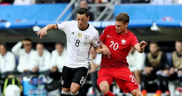 As it happened: Germany v Poland, Euro 2016