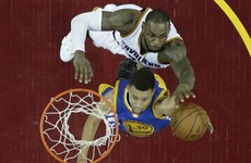 See you for Game 7! LeBron inspires Cavaliers to victory, Curry throws mouthpiece