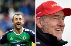 Northern Ireland's goal hero was once a target for Mickey Harte's Tyrone