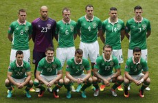 We pick the Ireland line-up that needs to start against Belgium tomorrow