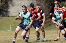 """I think I've won Joe over"" - Craig Gilroy ready to take chance against Boks"