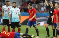 As it happened: Spain v Turkey, Euro 2016