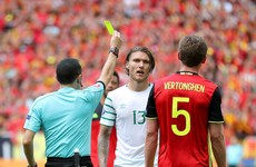 Blaming the ref is clutching at straws and more Ireland-Belgium talking points