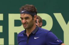 German teen stuns Federer to derail Swiss star's Wimbledon preparations