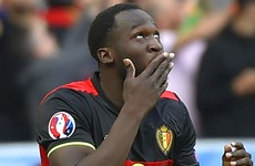 Belgium bounced back after team meeting - Lukaku
