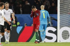 Missed penalty, disallowed goal the lowlights on a bad night for Ronaldo and Portugal