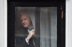 Angry Assange starts his fifth year camped out at a London embassy