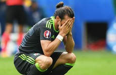Bale: Burger and chips helped me get over England last-gasp defeat