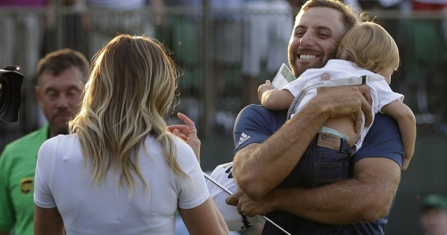 At last! Dustin Johnson wins US Open overshadowed by rules drama