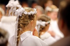 Poll: Should children have to make their First Communions in their school uniforms?