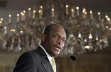 Watch: Herman Cain discusses sexual harassment allegations with Letterman