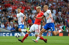 As it happened: Slovakia v England, Russia v Wales - Euro 2016
