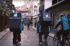 Deliveroo worker claims his contract was terminated because he wouldn't sign a new agreement