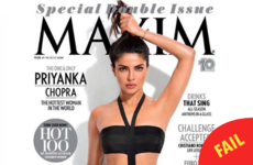 People are calling out this magazine for photoshopping an actress' armpits