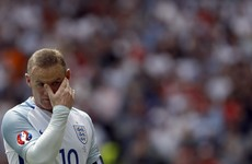 Wayne Rooney left on the bench as England make 6 changes for final group game