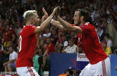 Bale inspires Wales to emphatic win that sees them top Group B