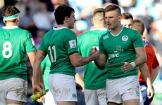 Carolan believes his young guns can make history and lift world crown
