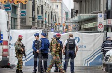 Fake 'suicide belt' containing biscuits and salt found on Brussels suspect