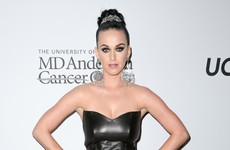 Katy Perry named her new perfume after a Taylor Swift lyric... It's the Dredge
