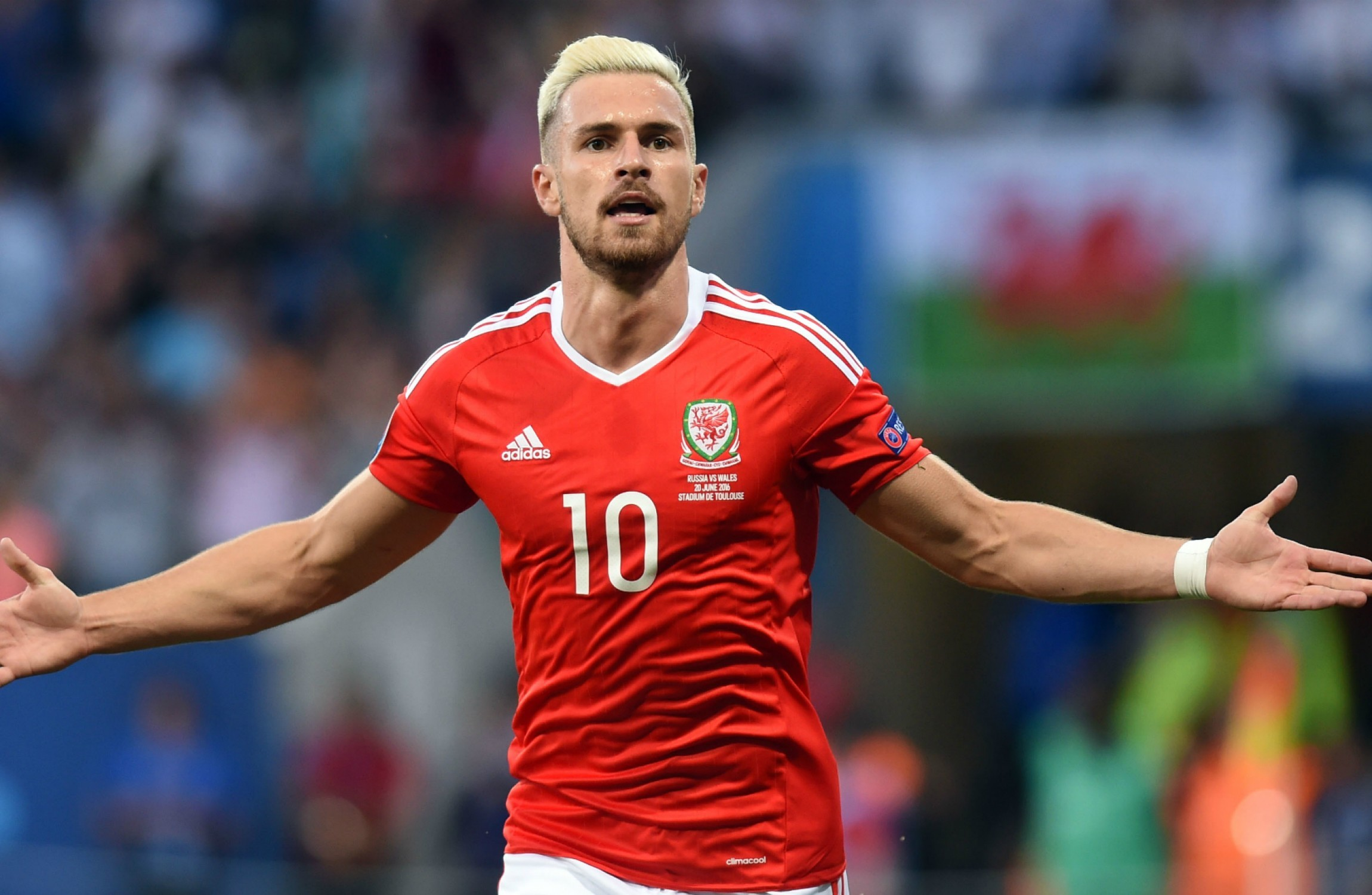 Aaron Ramsey backs Wales to extend their stay in France · The42
