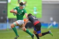8 of Nigel Carolan's Ireland U20 squad recruited to Leinster academy