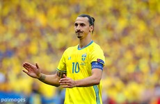 Zlat's all, folks! Tomorrow could be the last time we see Ibra in a Sweden shirt