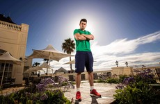 Fullback O'Halloran eager for second Ireland cap after brief cameo debut